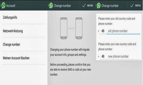 how to not lose messages while changing phone number,change phone number whatsapp , whatsapp hack