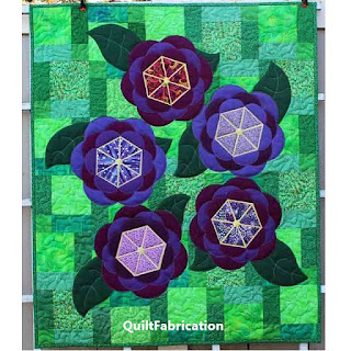 Blossoms-Purple-Flowers-Crafted-Applique