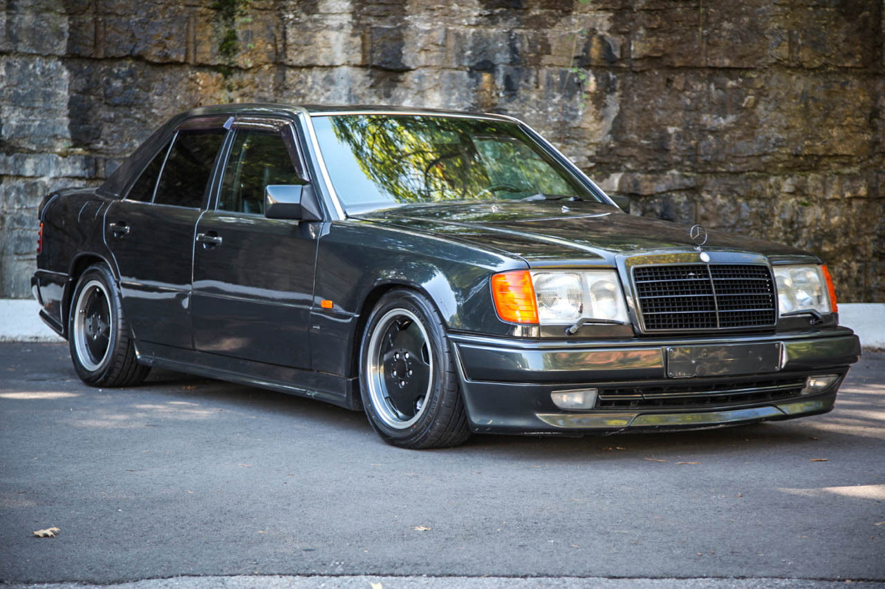 1990 mercedes benz amg 3 4 300e benztuning for Mercedes benz e amg