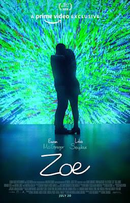 Zoe [2018] [DVD] [R2] [PAL] [Spanish]