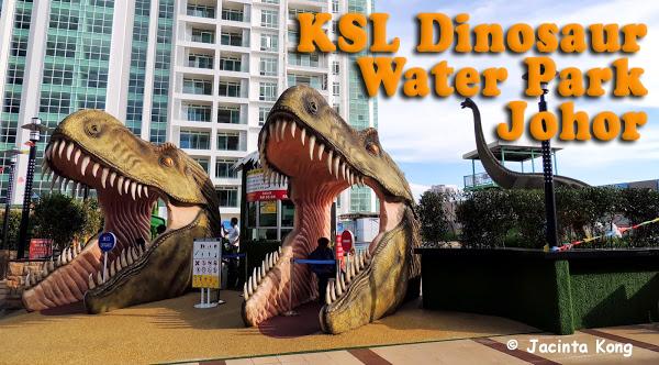 Johor KSL Dinosaur Water Park