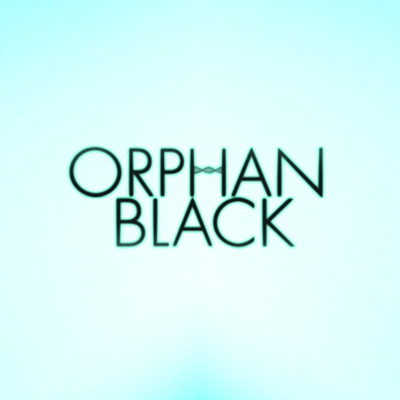 My new favorite TV show-Orphan Black.  And the only reason I'm getting any exercising done.