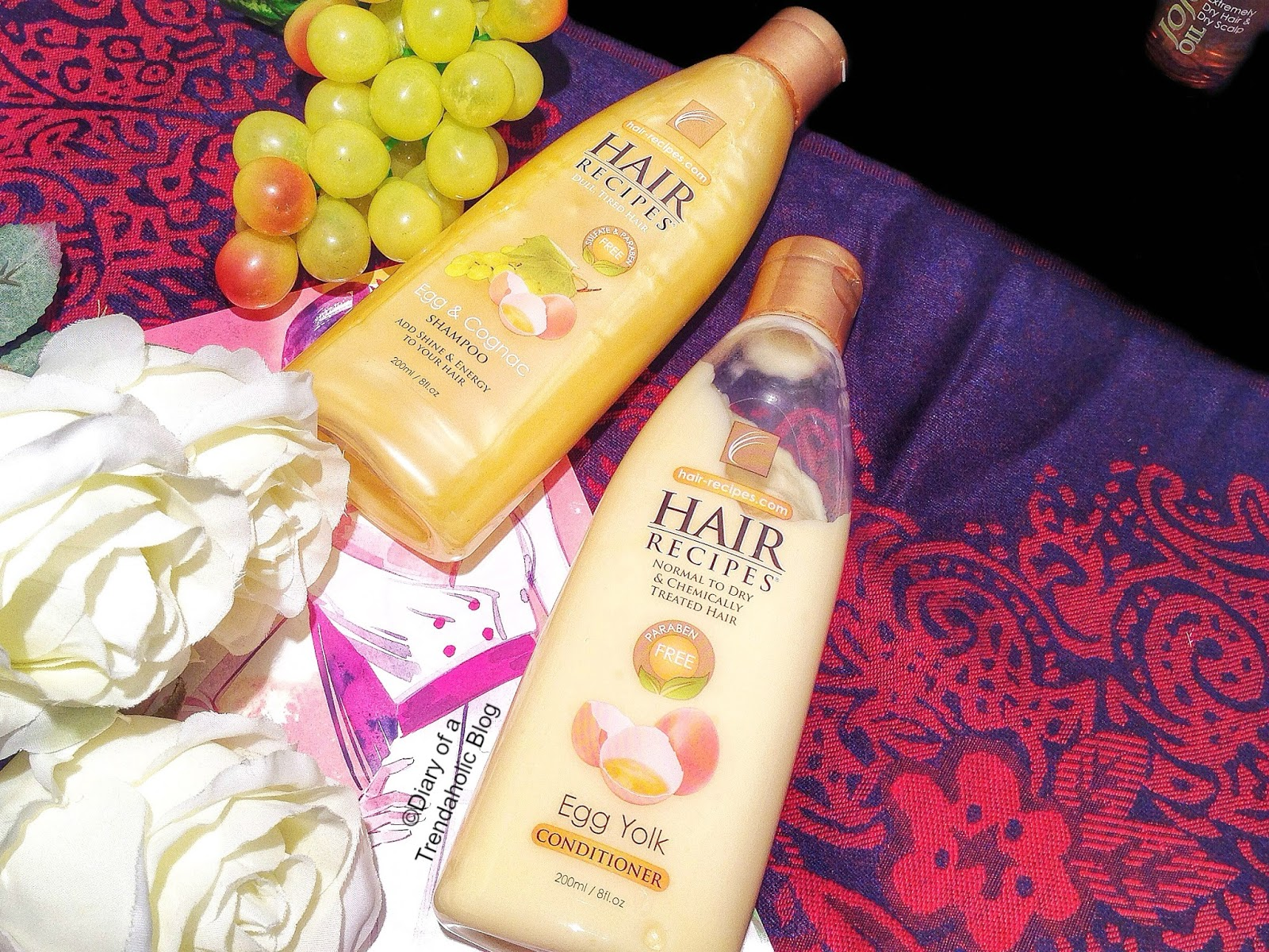 how to make hair conditioner with eggs