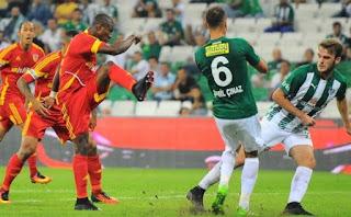Bursaspor - KayserisporCanli Maç İzle 18 Ağustos 2018