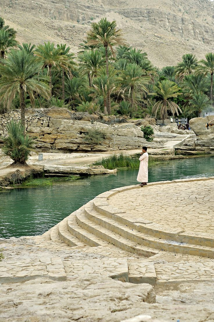 Weekend Favorites : Beautiful Wadi Bani Khalid, Oman