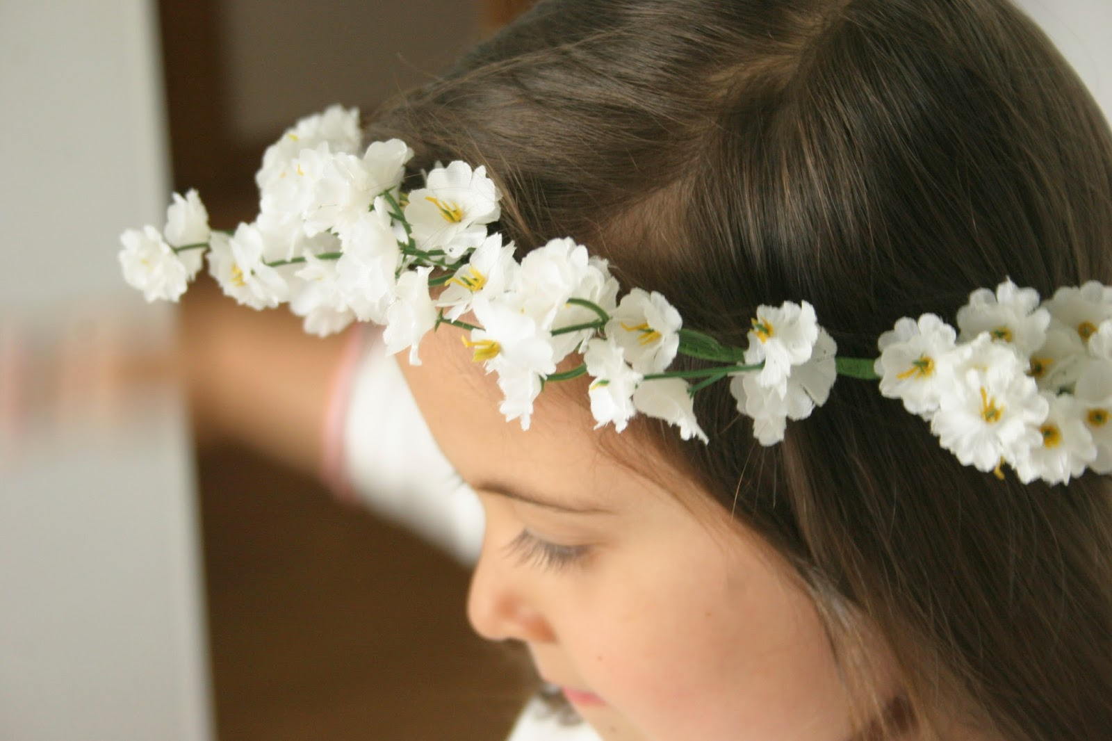 Diy corona de flores artificiales5