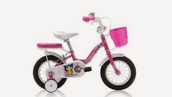 Sepeda Anak Ukuran 12 - Area Sepeda
