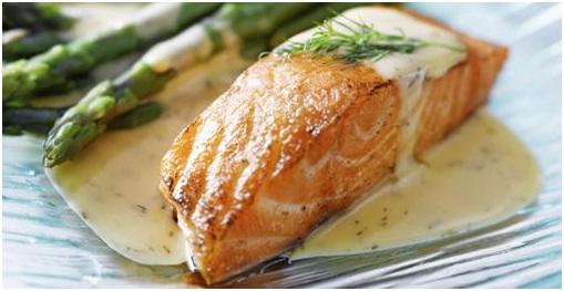 انواع السمك المفضلة للحوامل