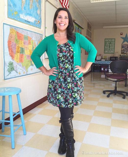 Teacher Outfits