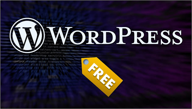 free hosting wordpress website