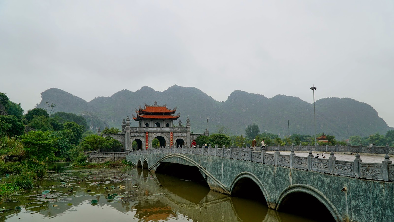 Hoa Lu, the ancient capital of Vietnam