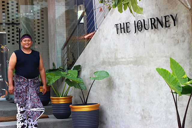 Bluepacker - Indonesian Travel Blogger - The Jurney Hotel Yogyakarta
