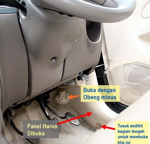 Anti Maling untuk Avanza  Xenia ~ Artikel Mobil
