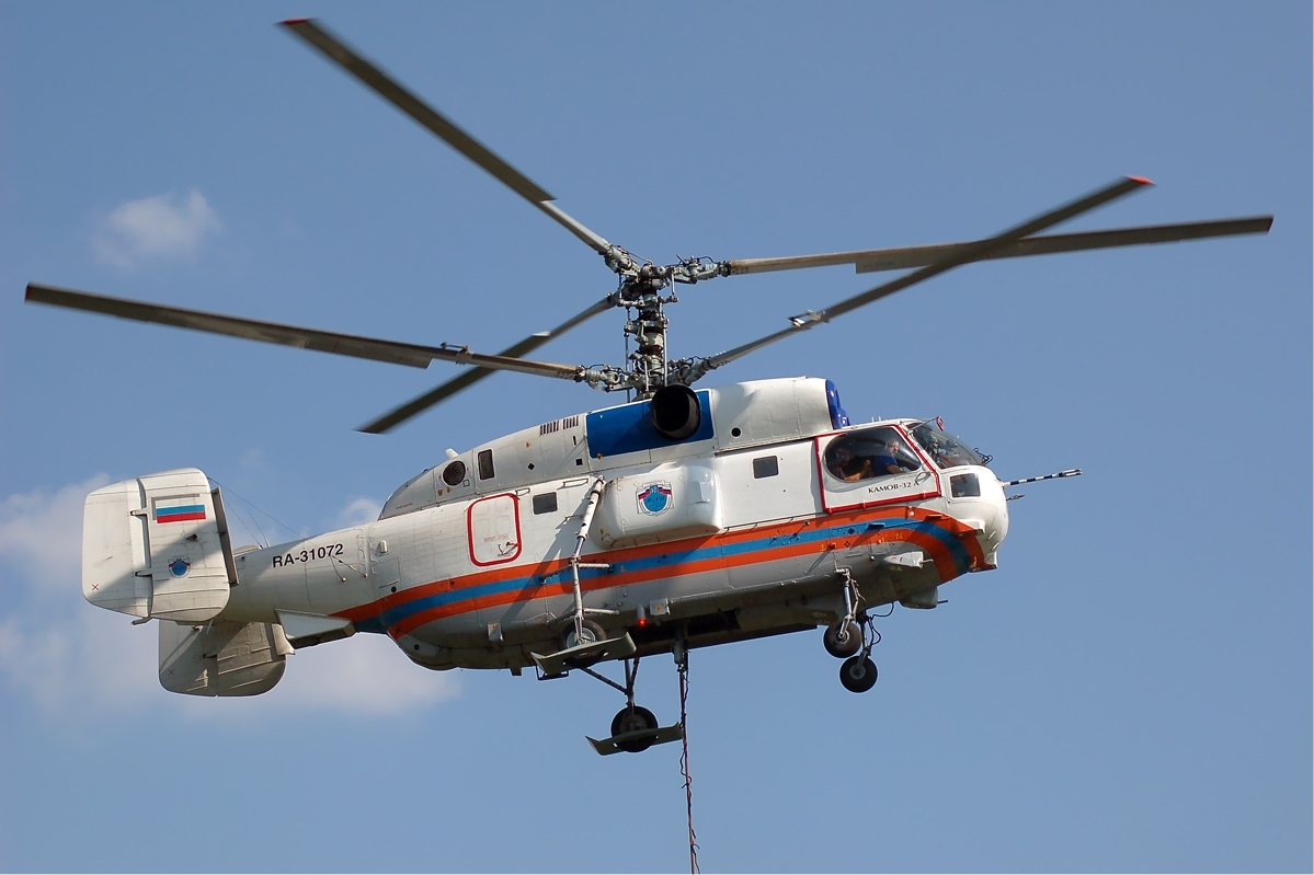 Elicottero Ka 32 : Military and commercial technology russia to deliver ka