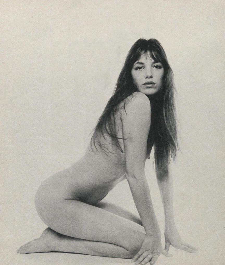 De Otros Mundos Jane Birkin Desnuda I