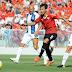 Talleres se lo empató a Independiente sobre el final del partido