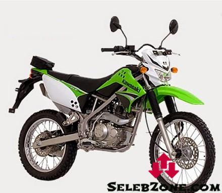 Harga Motor Kawasaki Klx 150 S Bekas Second