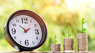 clock and growth money
