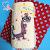 Monster University ~ Randall Boggs Swiss Roll