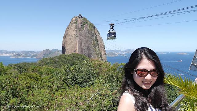 Pao de Acucar, Sugarloaf Mountain, Rio de Janeiro, Brazil