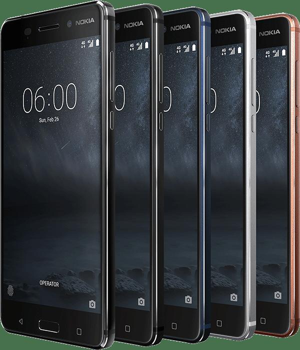 التسجيلات المسبقه لهاتف نوكيا Nokia 6 تخطت حاجز المليون فى الهند
