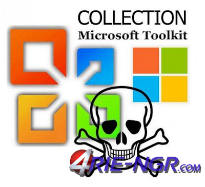Microsoft Toolkit Collection Pack February 2017 Terbaru