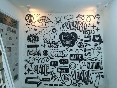 Unduh 95+ Gambar Grafiti Di Dinding Kamar Paling Bagus Gratis