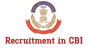 CBI job Recruitment 12th pass online application 2019