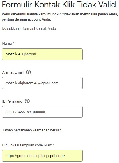 Cara Mengatasi Tidak Sengaja Mengklik Sendiri Iklan Google Adsense