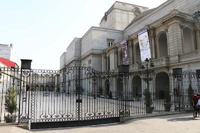 Teatro Municipal de Lima,Teatros de Lima, Historia de los Teatros en Perú