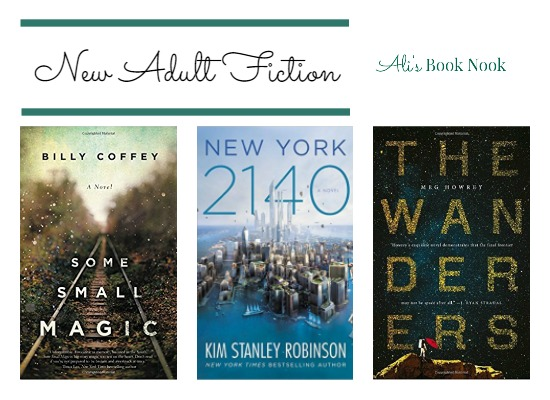 newly published adult fiction novels march 14