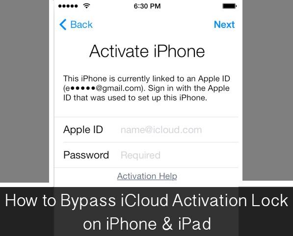 Unlock iPhone/iCloud Lock