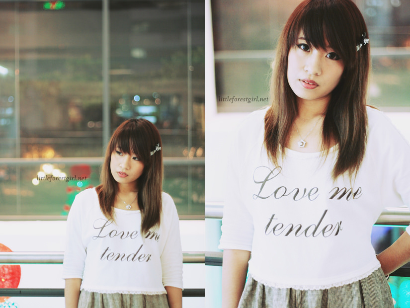 love me tender, be my love | chainyan.co