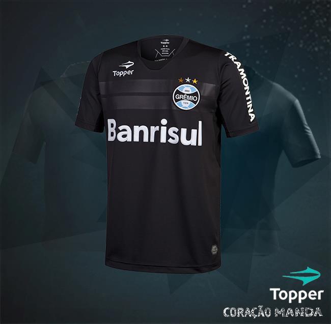 5de24aa709 Camisas e Manias  Grêmio(RS) ...  Black Project