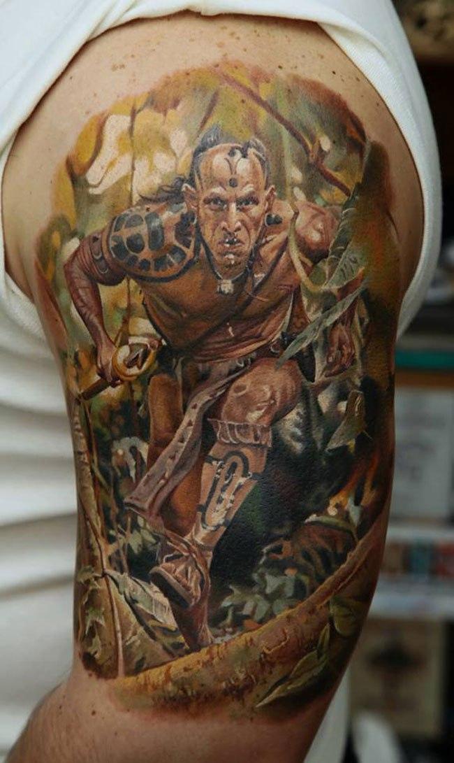 El Ruido En La Piel Tatuajes Realistas