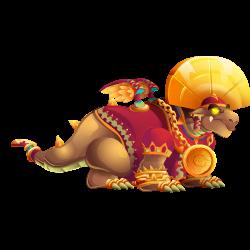 Aztec Adult Dragon