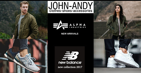 John-Andy, Διάσημα Brands