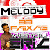 Cd (Mixado) As Mais Tocadas do Melody (33 Faixas) Dj Eric