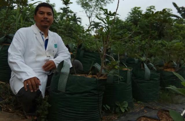 Tidak Omong Besar, Proyek Kurman Dijadikan Bukti Konkrit Proyek Taman Alquran