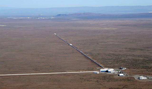 Observatório LIGO em Washington