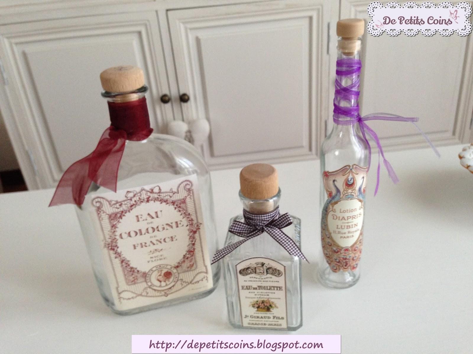 bottiglie vintage