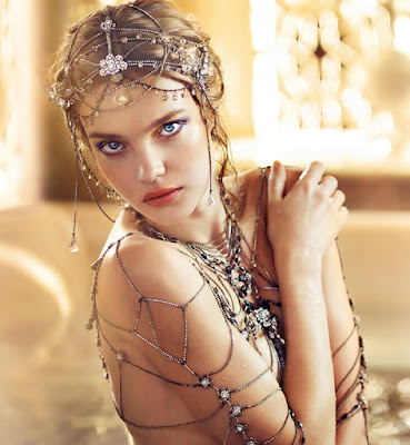 Guerlain Holiday Makeup Collection 2016 by Natalia Vodianova