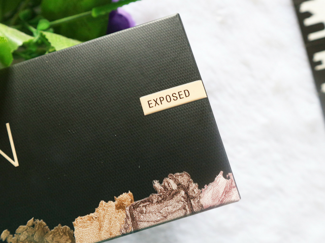 ICON EXPOSED EYESHADOW PALETTE ABSOLUTE NEW YORK
