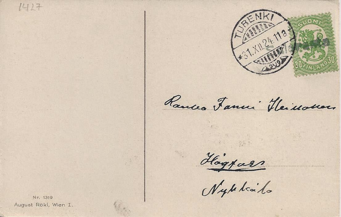 käytössä olevat postimerkit