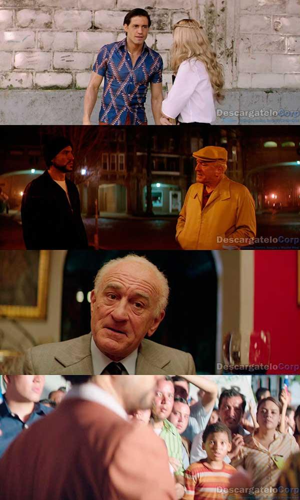 Manos de Piedra (2016) HD 720p Español Latino