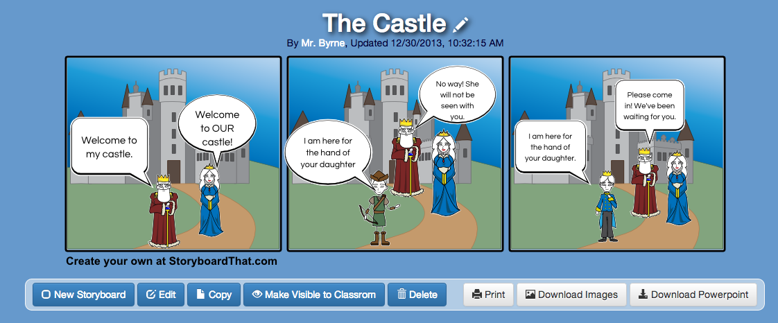 How to Create Simple Comic Strips With Storyboard That - Tech School