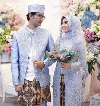 54 Model Baju Kebaya Muslim Gaun Pengantin Muslimah Boesana Com