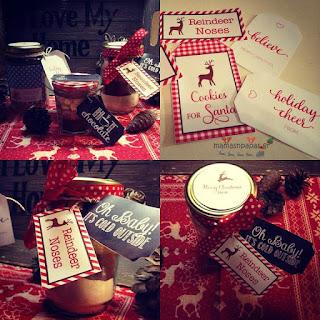 ιδεες για χριστουγεννιάτικο δωράκι Xmas presents