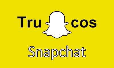 Consejos, curiosidades y trucos para dominar Snapchat