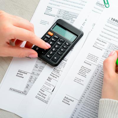 ¿Cómo calcular la devolución de impuestos?